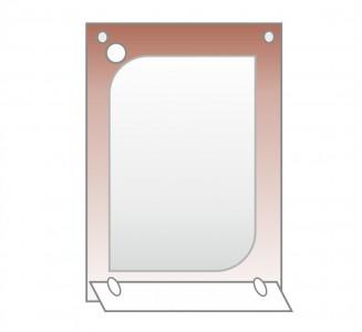 Зеркало 179С (со светильником)