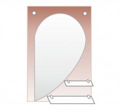 Зеркало 215